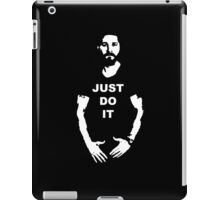 NEW Shia Labeouf Just Do It! Motivating T-Shirt Funny Parody Size S M L XL 2XL iPad Case/Skin