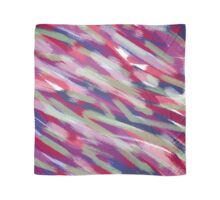 Abstract paint attack Scarf