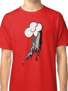 Monochrome Dash Classic T-Shirt
