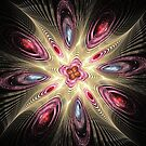 Golden Fusion by sstarlightss