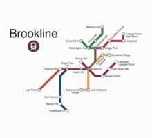 Brookline by Rajiv Ramaiah