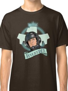 Aye Que JOHNNY RICO! Classic T-Shirt