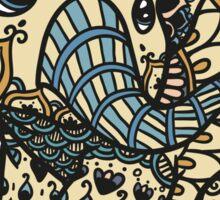 Mandala elephant Sticker