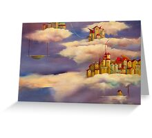 Cloud Street Greeting Card