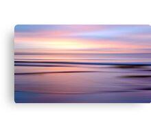 Etty Bay sunrise Canvas Print
