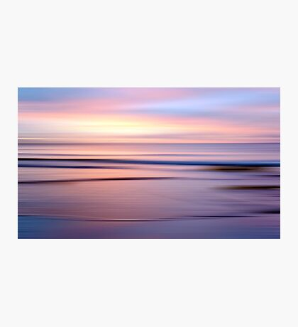 Etty Bay sunrise Photographic Print