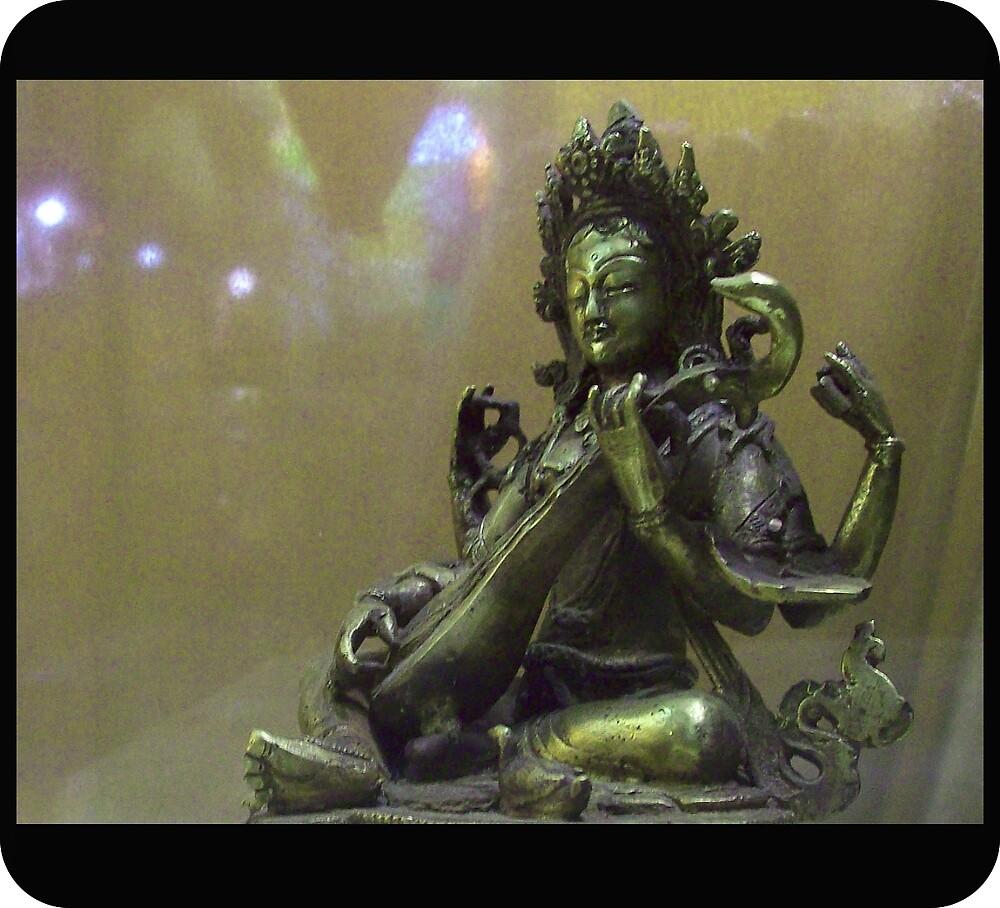 Saraswati by Jimmy Joe