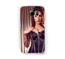 Gold Nikki Nichole Samsung Galaxy Case/Skin