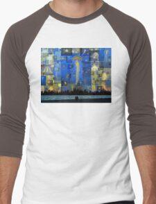 Our Jellyfish Sky Men's Baseball ¾ T-Shirt