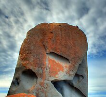 Impressive Remarkable Rocks - Kangaroo Island by MichaelJPenney
