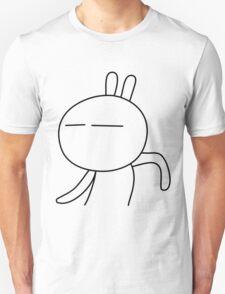 Tuzki 2 - I'm so Happy! T-Shirt