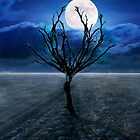 Midnight in the hanging tree by Delfino