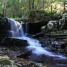 Macquarie Cascades by Ryan Conyers