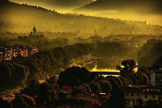 Italian Morning by Barbara  Brown
