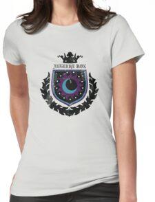 New Lunar Republic: Eternal Night Womens Fitted T-Shirt