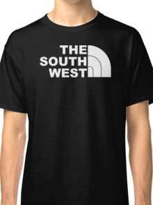 THE SOUTH WEST, NEW FUNNY T SHIRT, GIFT, FRUIT OF THE LOOM, S,M,L,XL Classic T-Shirt