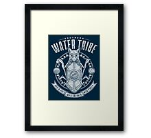 Avatar Southern Water Tribe Framed Print