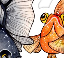 Goldfishes Sticker