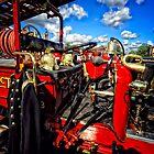 Ye Oldie Fire Engine, Henham Steam Rally by Simon Duckworth