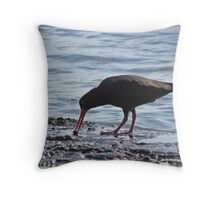 ~ Lunchtime ~ Throw Pillow