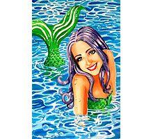 My Little Mermaid Photographic Print