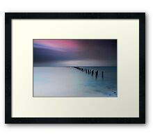 Soothing Springs Framed Print