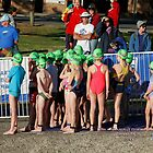Kingscliff Triathlon 2011 Swim leg C234 by Gavin Lardner