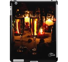 Wedding Toast iPad Case/Skin