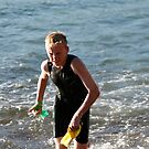 Kingscliff Triathlon 2011 Swim leg C270 by Gavin Lardner