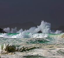 Storm Lord Series 6 Dingle Peninsula Ireland by Chris May