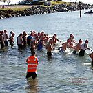Kingscliff Triathlon 2011 Swim leg C280 by Gavin Lardner