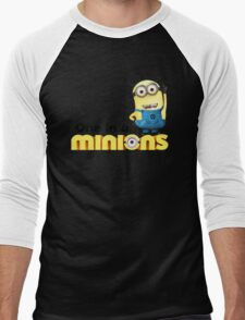 AVAILABLE SIZES S TO XXL, ONE IN A Banana Mens funny t-shirt Men's Baseball ¾ T-Shirt