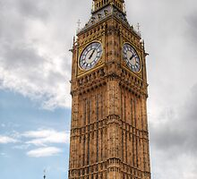 Big Ben by Chris Day