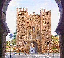 The Gates of Toledo by vivsworld