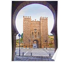 The Gates of Toledo Poster