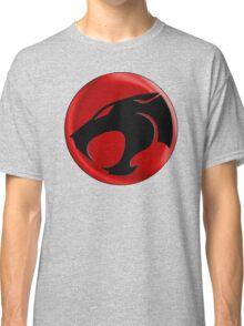 AVAILABLE SIZES S TO XXL, THUNDERCATS (BLACK)! Mens funny t-shirt Classic T-Shirt