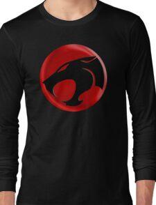 AVAILABLE SIZES S TO XXL, THUNDERCATS (BLACK)! Mens funny t-shirt Long Sleeve T-Shirt
