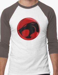 AVAILABLE SIZES S TO XXL, THUNDERCATS (BLACK)! Mens funny t-shirt Men's Baseball ¾ T-Shirt
