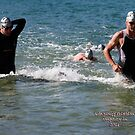Kingscliff Triathlon 2011 Swim leg C364 by Gavin Lardner
