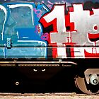 Grafitti Train IV by morealtitude