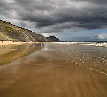 Charmouth Beach by Country  Pursuits