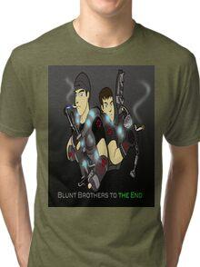 blunt brothers  Tri-blend T-Shirt