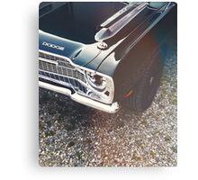 vintage dodge Canvas Print