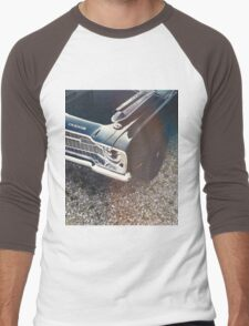 vintage dodge Men's Baseball ¾ T-Shirt