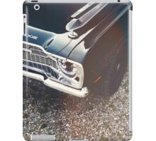 vintage dodge iPad Case/Skin