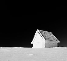 Pendergast Hut, Mt Buller, July 2011 by Roberts Birze
