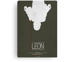 Leon - The Professional Canvas Print