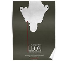 Leon - The Professional Poster