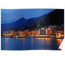 """Beautiful Bellagio at dusk"" Poster"