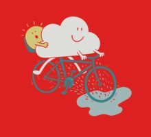 Weather Cycles Kids Tee